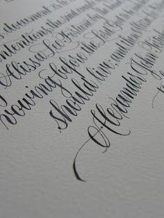 Wedding certificate on pinterest marriage certificate Anne elser calligraphy