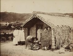"""(32AD) BURTON BROTHERS A """"Hongi"""" Whakarewarewa (with Guide Sophia) n\Burton Brothers c1900 albumen silver print 225 x 290mm / MAD on Collections - Browse and find over 10,000 categories of collectables from around the world - antiques, stamps, coins, memorabilia, art, bottles, jewellery, furniture, medals, toys and more at madoncollections.com. Free to view - Free to Register - Visit today. #Photography #IndigenousPeople #MADonCollections #MADonC"""