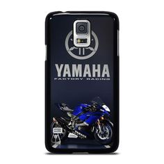 YAMAHA LOGO MOTOR RACING Samsung Galaxy S5 Case Cover  Vendor: Favocase Type: Samsung Galaxy S5 case Price: 14.90  This luxury YAMAHA LOGO MOTOR RACING Samsung Galaxy S5 Case Cover is going to set up fabulous style to yourSamsung S5 phone. Materials are made from durable hard plastic or silicone rubber cases available in black and white color. Our case makers customize and manufacture every case in high resolution printing with good quality sublimation ink that protect the back sides and… Yamaha Logo, S7 Case, Samsung Galaxy S5, Galaxy S8, Silicone Rubber, Printing, Racing, Cases, Plastic
