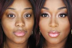 Nude Glow Full Face Makeup Tutorial - Beginner Friendly | Karmen Ali - YouTube