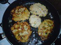 Fot. Trusia, Placuszki z gotowanych ziemniaków
