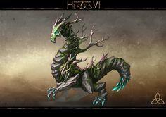 SYLANNA, the Dragon of EARTH