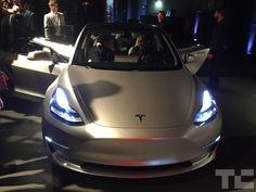 Tesla Model 3                                                                                                                                                     More