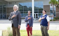 Weekend Preview: Danny McBride And Walton Goggins Wreak Havoc On 'Vice Principals'  HBO      Vice Principals   (HBO, Sunday 10:30 p.m.) — If you knew nothing else about this new comedy series from HBO, the names attached to it are reason enough to watch.  Eastbound & Down  star Danny McBride,  Justified 's Walton Goggins and  Bill Murray , the man worshiped by pretty much all of the internet, are on board for this new show that follows a  three-way power struggle between rival school..