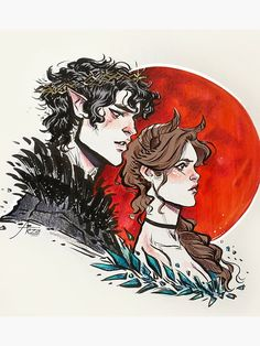 Jude and Cardan from The Cruel Prince. Cardan just reminds me so strongly of Oberon though. Character Inspiration, Character Art, Character Design, Book Characters, Fantasy Characters, Fantasy Books, Fantasy Art, Holly Black Books, Before Midnight