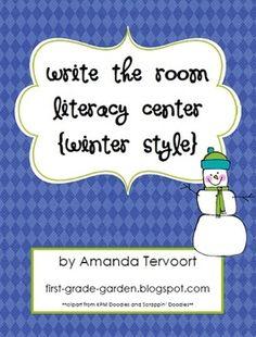 write around the room paper