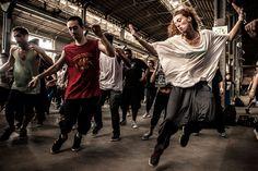 Considerado o maior evento de street dance do mundo, ocupa o Theatro Municipal, Cidade das Artes, Imperator, Teatro Cacilda Becker, Oi Futuro Ipanema e Centro de Movimento Deborah Colker, além da Estação Leopoldina, sede do festival