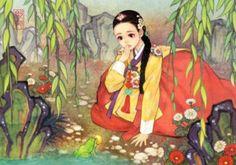 8-disney-hanbok coréen