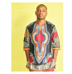 Men Dashiki Shirt Custome made Men Dashiki fitted by AfrowearHouse