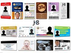 card Printing on Plastic PVC Cards