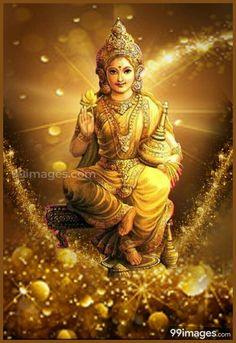 Goddess Lakshmi Best HD Photos (1080p) - #7311 #goddesslakshmi #mahalakshmi #god #hindugod