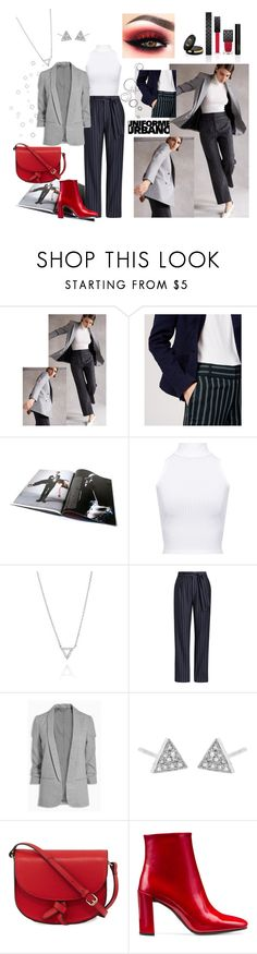 """Urban Uniform"" by giselsimon ❤ liked on Polyvore featuring WearAll, Astrid & Miyu, Ralph Lauren, Jennifer Meyer Jewelry, KC Jagger, Stuart Weitzman and Gucci"