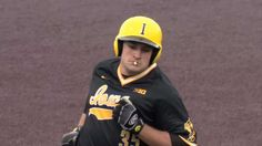 Share This:FacebookGoogle+LinkedinPinterestTwitterEmailIOWA CITY, Iowa – Iowa scored two runs in the bottom of the seventh inning and held on a 4-3 victory over South Dakota State in non-conference baseball action Tuesday afternoon at Duane Banks Field. The Hawkeyes, who ran their winning streak to seven games, improved to 18-9 overall. In having their four-game winning streak snapped, the Jackrabbits dropped...