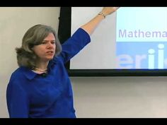 Jennifer McCray, director of Erikson Institute's Early Mathematics Education Project, addresses the myths about early math and explains the complex processes. Early Math, Early Learning, Kindergarten Math, Preschool, Math Stem, Online Video, Teaching Science, Child Development, Maths