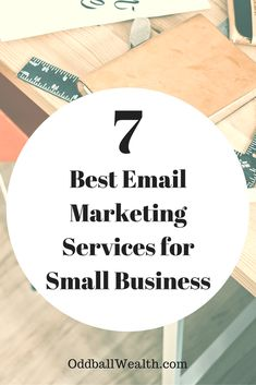 7 Best Email Marketing Services for Small Business Email Marketing Services, Business Marketing, Internet Marketing, Digital Marketing, How To Start A Blog Wordpress, Best Email, Finance Blog, Email Campaign, Make Money Blogging