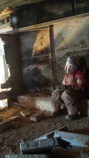 Stenhuset 201: Hva skjuler seg bak ovnen?