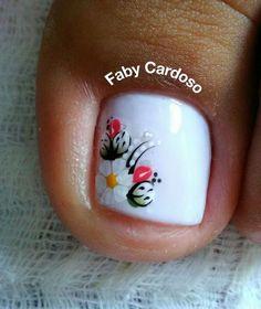 Pink Nail Art, Toe Nail Art, Toe Nails, Pedicure Designs, Toe Nail Designs, Manicure And Pedicure, Nails Inspiration, Beauty Nails, Pretty Nails