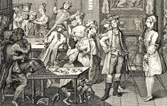 17C American Women: Coffee Houses in 17th-century colonial America