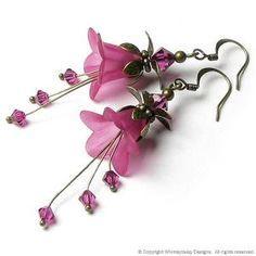 Resultado de imagen de lucite flowers