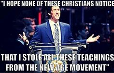 If Christians would read their Bibles they would recognize that fact.
