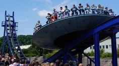 Discobélix, la nouvelle attraction du Parc Astérix
