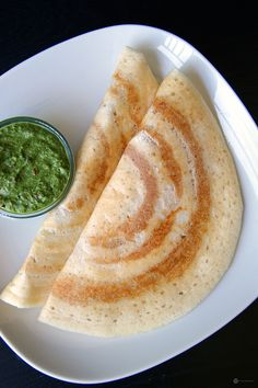 Dosa is a South Indian Crepe made from fermented rice and lentils batter. Learn how to prepare the perfect batter to make lovely dosas.