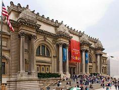 Metropolitan Museum of Art - New York City, New York, USA