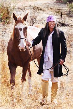 Marcos Akiaten -(Chokonen Chiricahua Apache)