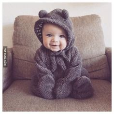 It is quite natural for a pregnant woman to be full of curiosity regarding her soon-to-be-born baby. How will the baby look? So Cute Baby, Baby Kind, Cute Baby Clothes, Our Baby, Baby Love, Cute Kids, Cute Babies, Baby Baby, Cute Baby Outfits