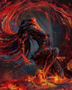 Infographics fantasy artwork sketches, fantasy artwork dark warriors, f. Dark Fantasy Art, Artwork Final Fantasy, Arte Final Fantasy, Beautiful Fantasy Art, Fantasy Kunst, Dream Fantasy, Fantasy Demon, Fantasy Witch, Digital Art Fantasy