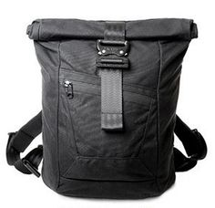 Modern Industry Drive Rolltop Backpack