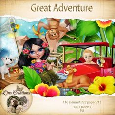 Great adventure Pocket Scrapbooking, Lone Wolf, Pink Paper, Dry Brushing, Beach Holiday, Paint Shop, Greatest Adventure, Amazing Adventures, Journal Cards