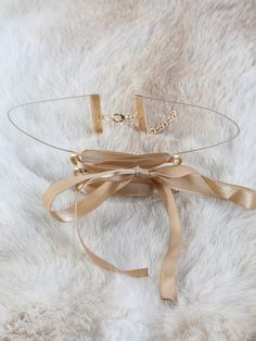 Shake up your usual look with the Satin Lace Up Transparent Choker! Features a clear plastic body, satin lace up design, and metallic eyelets. Finished with an adjustable lobster clasp. #pastel #MakeMeChic #style #fashion #newarrivals #winter16