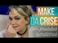 MAKE DA CRISE COM PRODUTOS BARATINHOS POR ALICE SALAZAR - YouTube