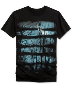 Univibe Deep In The Forest T-Shirt