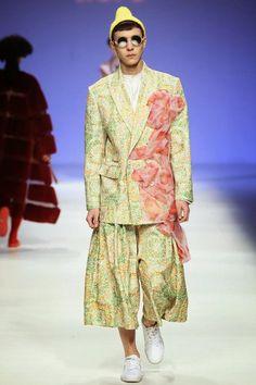 China Fashion Week Fall Winter 2015