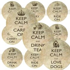Hey, I found this really awesome Etsy listing at http://www.etsy.com/listing/82624847/1-inch-circle-vintage-keep-calm
