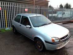 2002 FORD FIESTA FREESTYLE SILVER MK5 3 Door & 1992 FORD ESCORT RS 2000 BLACK | ford escort rs | Pinterest | Ford ... Pezcame.Com