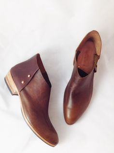 The Danthu ABL AMB Combo Handmade Womens Leather by SevillaSmith