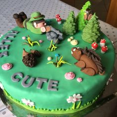 Jägertorte Birthday Cake, Desserts, Food, Pies, Tailgate Desserts, Birthday Cakes, Dessert, Postres, Deserts
