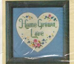 80s Creative Circle Kit 1695 Home Grown Love by CloesCloset
