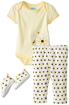 Bon Bebe Baby Girls' Newborn Daisy 4 Piece Pant Set with Sneakers Baby Doll Nursery, Baby Girl Toys, Little Baby Girl, Baby Girl Newborn, Baby Kids, Cute Outfits For Kids, Toddler Outfits, Boy Outfits, Little Girl Fashion