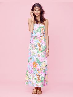 A look from the Lilly Pulitzer for Target collection. Photo: Target