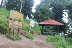 Menjelang Pos 1 Gunung Merapi via Selo