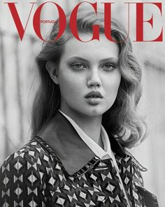 Lindsey Wixson by An Le for Vogue Portugal July 2017 Cover