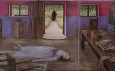 Angela Barrett: Snow White, I actually own this one. Illustrations are gorgeous!