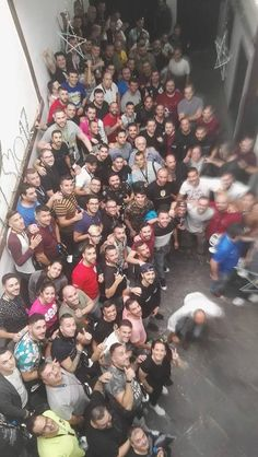 Grupo Mascarada Carnaval: Convivencia murguera en la Casa del Miedo .