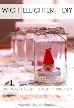 Weihnachtsgeschenke selber machen - weihnachtswichteln Merry Christmas To All, Table Decorations, Diy, Home Decor, Advent Calenders, Tutorials, Crafting, Decoration Home, Merry Christmas To Everyone