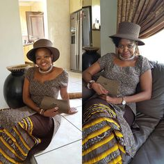 Life in the world of Seshoeshoe ! Accessorized by @madeinlesotho  #seshoeshoe #accesories #fashion #stylecourtstradition #style #lesotho #basothohat  www.madeinlesotho.co.za Lovely Dresses, Full Figured, Panama Hat, Dressing, Brown, Hats, Instagram Posts, Stuff To Buy, Life