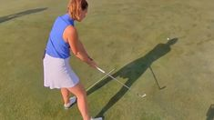 Golf Videos, Golf Instruction, Golf Lessons, Play Golf, Ladies Golf, Golf Tips, Drill, Improve Yourself, Workout